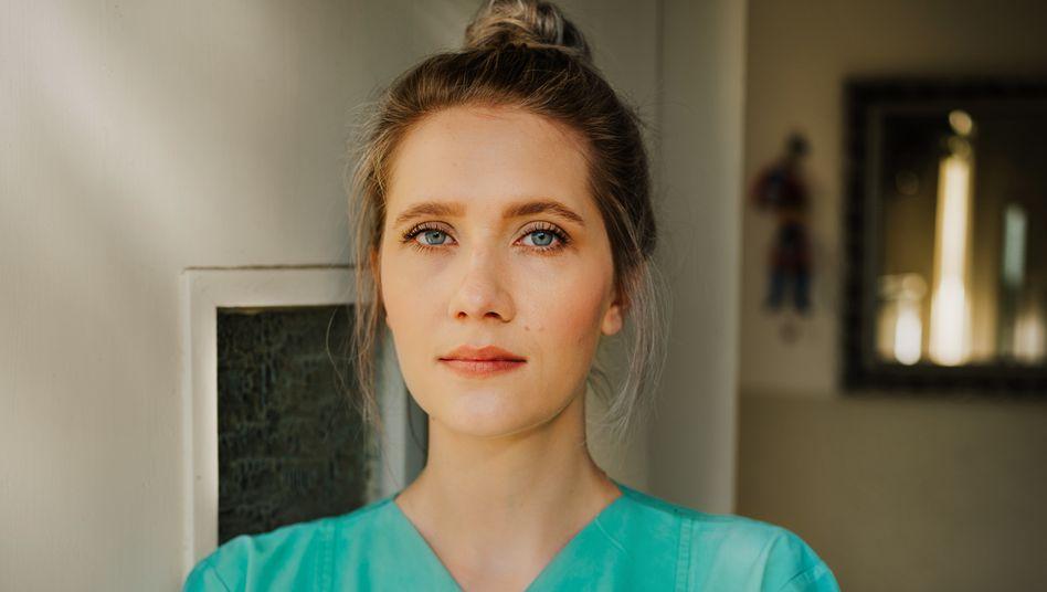 Krankenpflegerin Böhmer