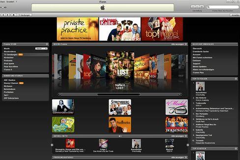 iTunes-Mediathek: Bald auch Filme für deutschen Markt