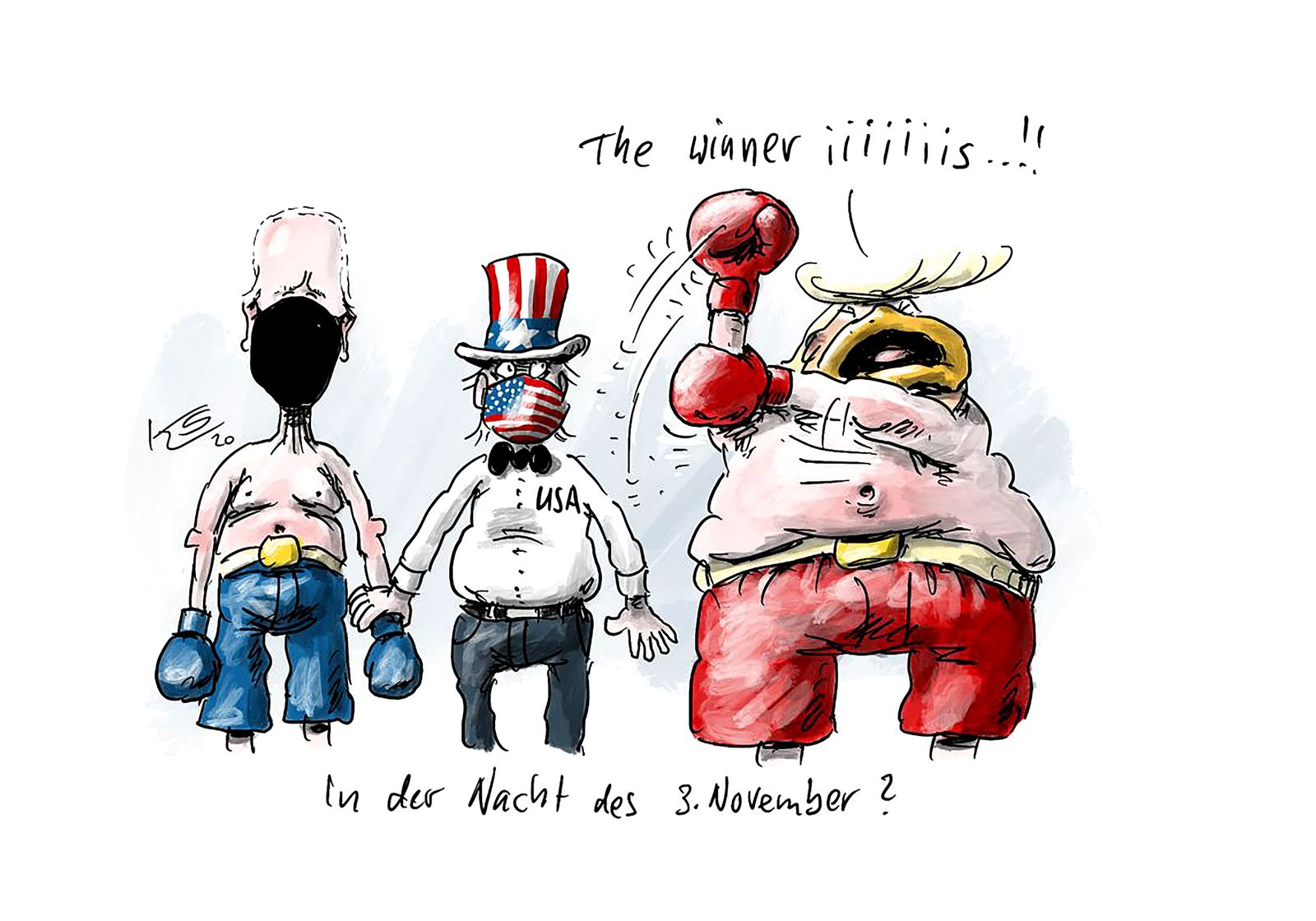 Cartoons/ 03.11.20