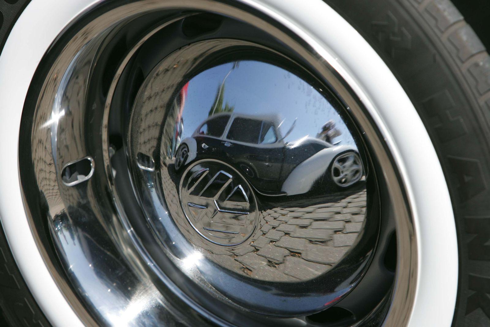 Volkswagen/ Radkappe