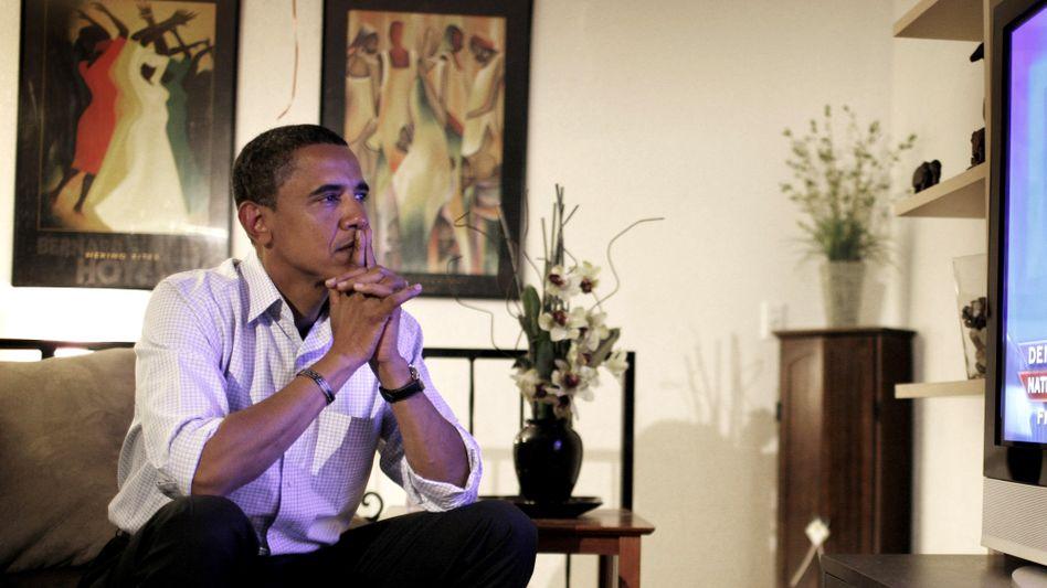 Barack Obama: »Wenn ich eine Pause brauchte, habe ich zum Beispiel ›Better Call Saul‹ geschaut«