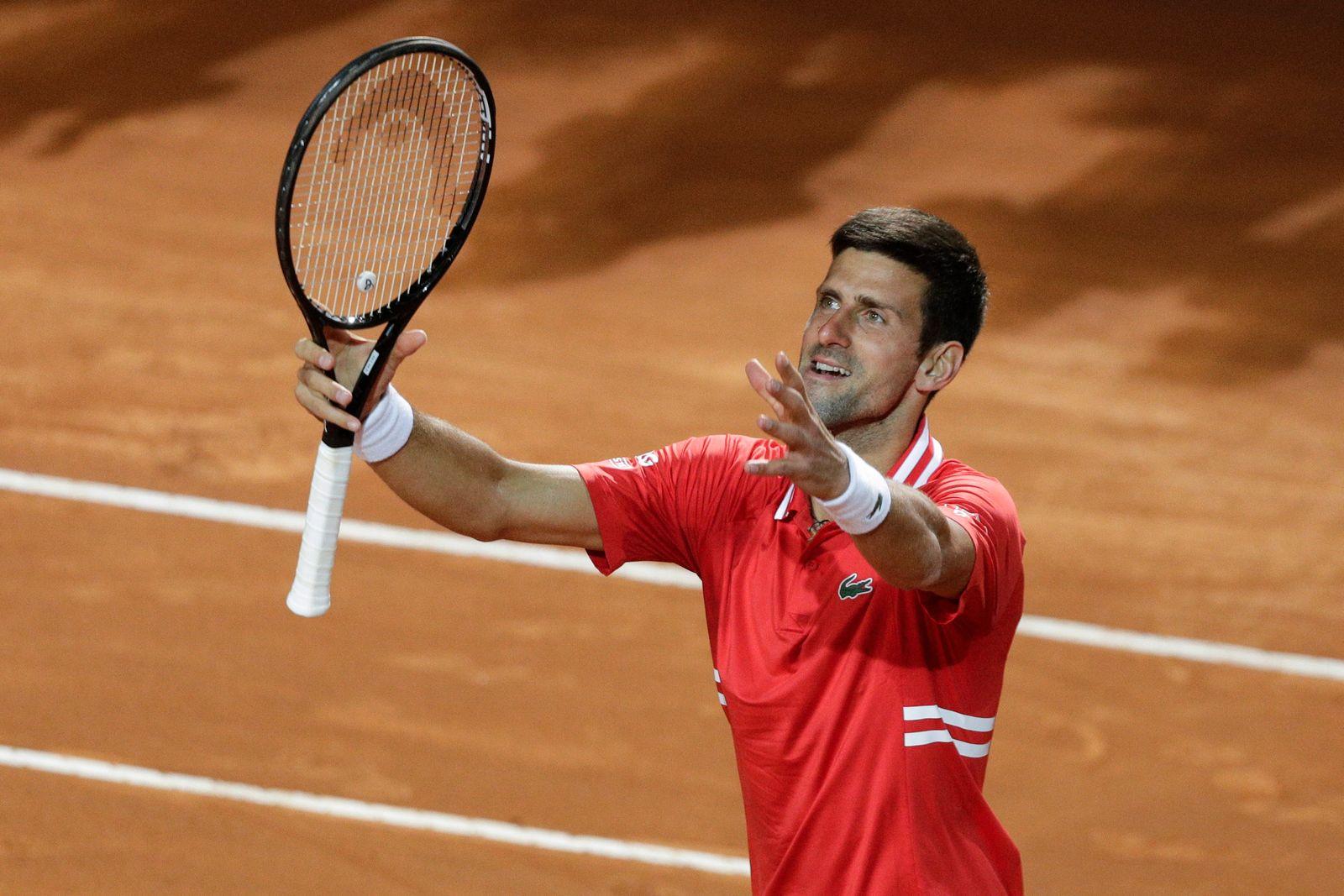 Italy Tennis Open