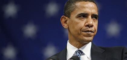 """US-Präsident Obama: """"Legitimes Forum der Strafverfolgung"""""""