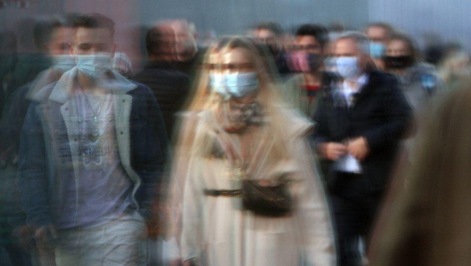 Nicht immer machen sich Infektionen durch Symptome auch bemerkbar