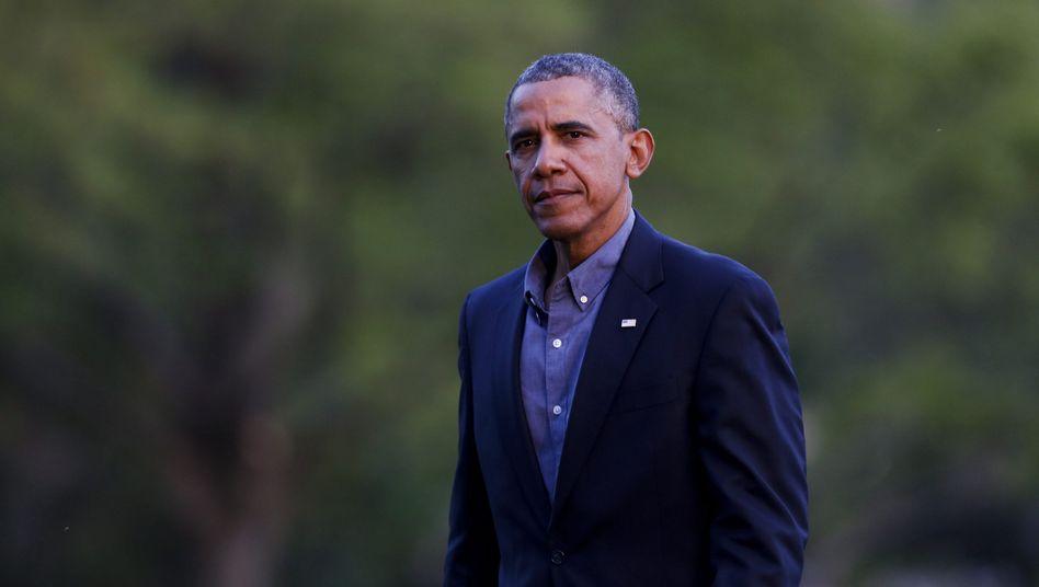 """US-Präsident Obama: """"Nebel des Krieges"""""""