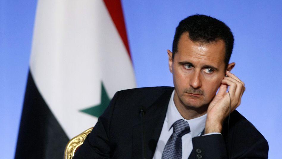 Assad: Spielt der Diktator auf Zeit?