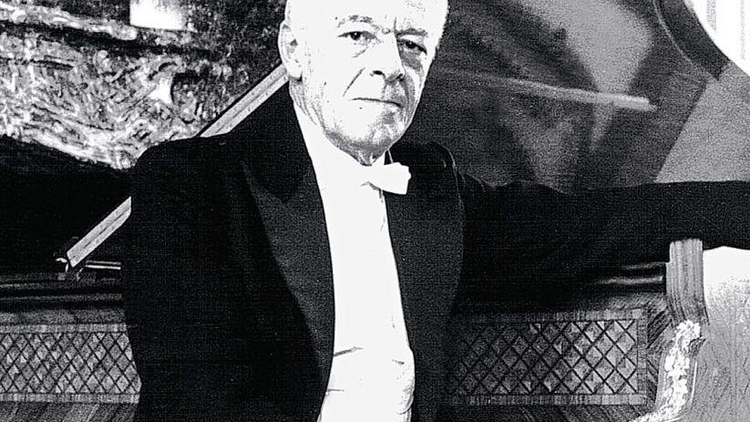 Pianist Sergio Fiorentino