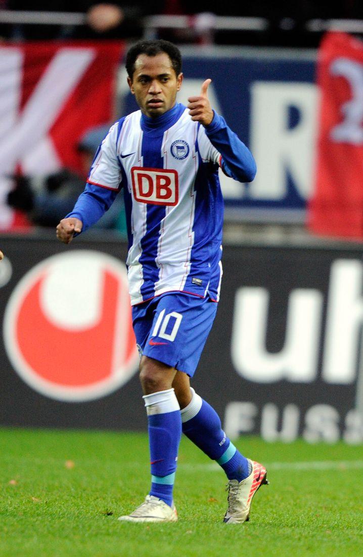 Ex-Berliner Raffael: Bis zum Saisonende bei Schalke