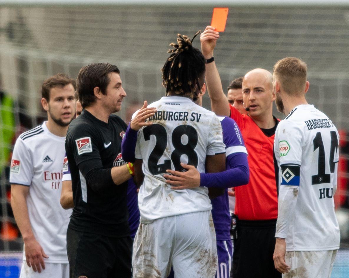 FC Erzgebirge Aue - Hamburger SV