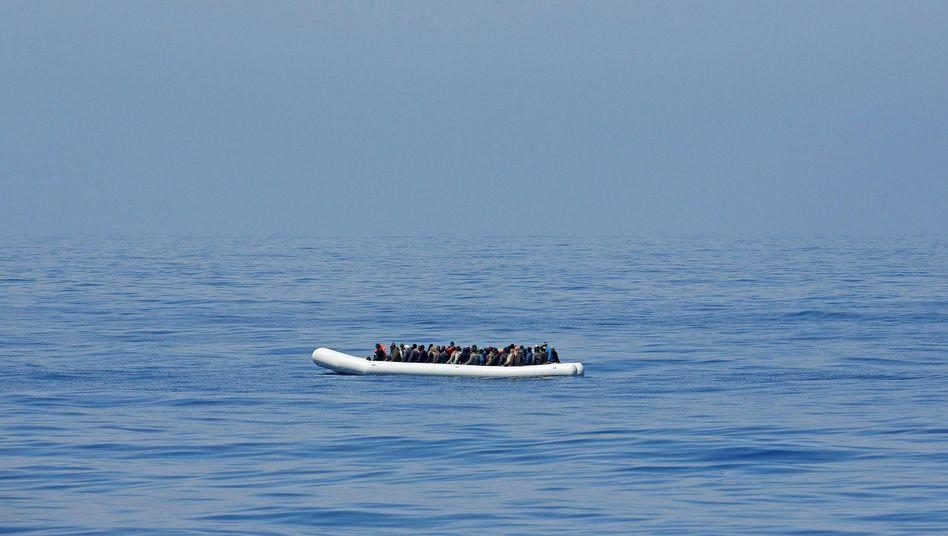 Flüchtlinge im Mittelmeer: Lost in Bürokratie