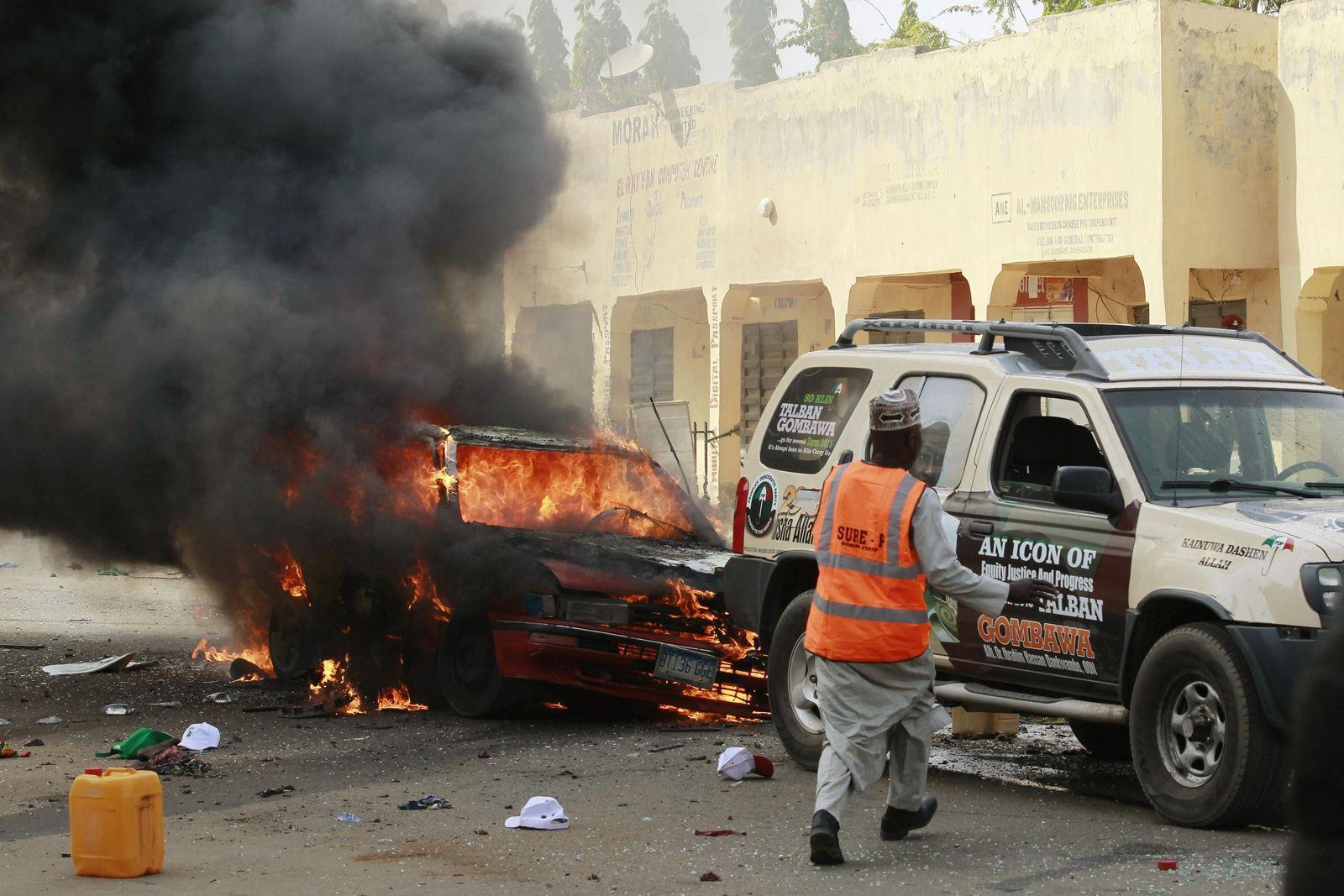 NIGERIA-ELECTION/VIOLENCE