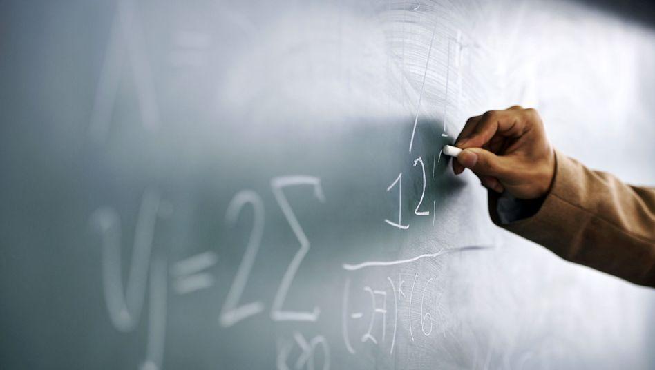 Dringend gesucht: Mathematiker, die Schüler mögen