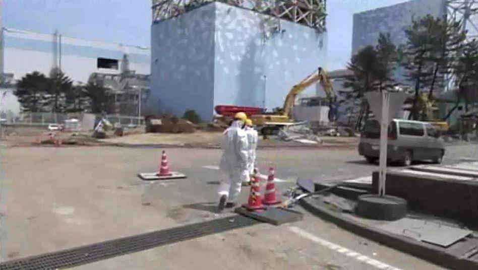 AKW Fukushima: Tepco meldet Kernschmelze in Reaktor 2 und 3