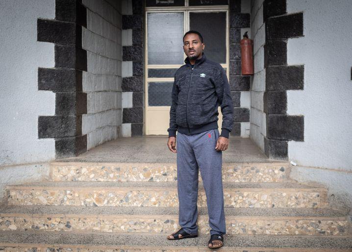 Seyoum Mesfin Seyoum, 38, Vizeminister für Frieden