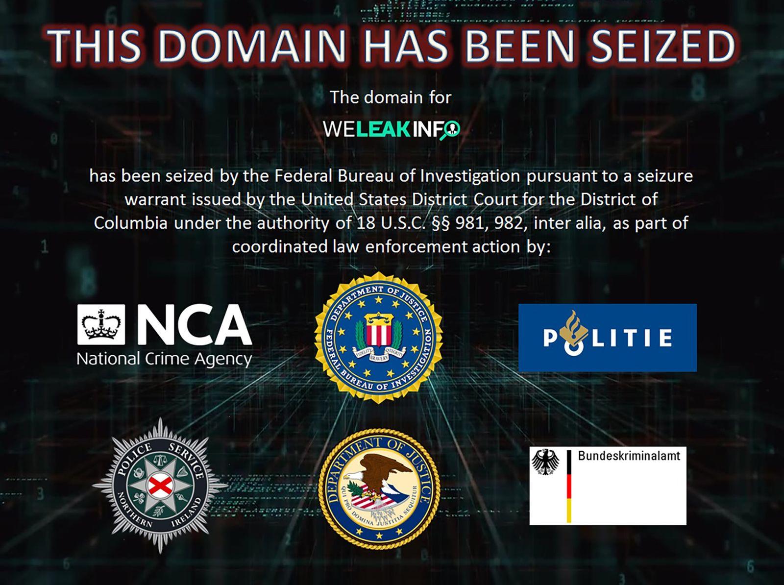 Website wikileaks gesperrt