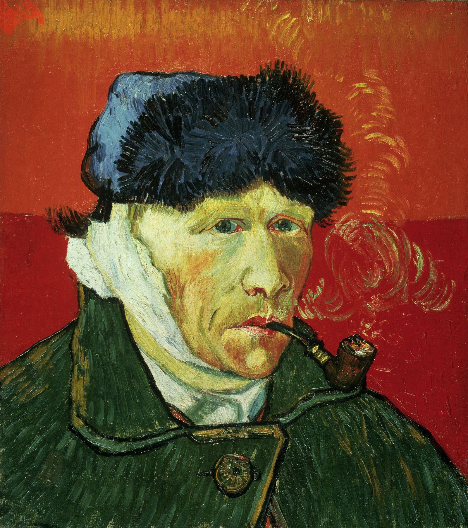EINMALIGE VERWENDUNG NUR FÜR EINESTAGES - Vincent van Gogh