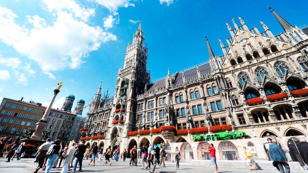 Top 8: Das sind Deutschlands lebenswerteste Städte