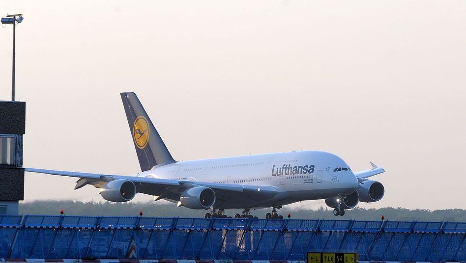 Lufthansa-Airbus: Hoffnung nach monatelangen Verhandlungen