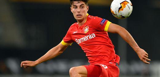 Fußball-Transferticker: Kai Havertz vor dem Abgang, AC Florenz wirbt um Krzysztof Piatek