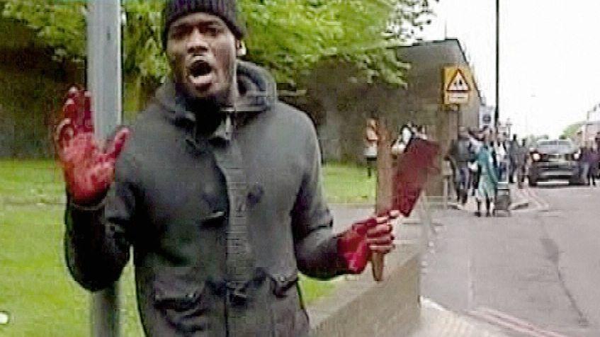 Täter Adebolajo: »Wir haben ihn umgebracht, weil jeden Tag Muslime durch britische Soldaten sterben«