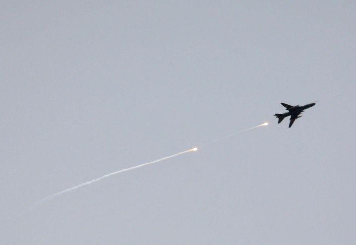 Luftangriff auf Jarmuk