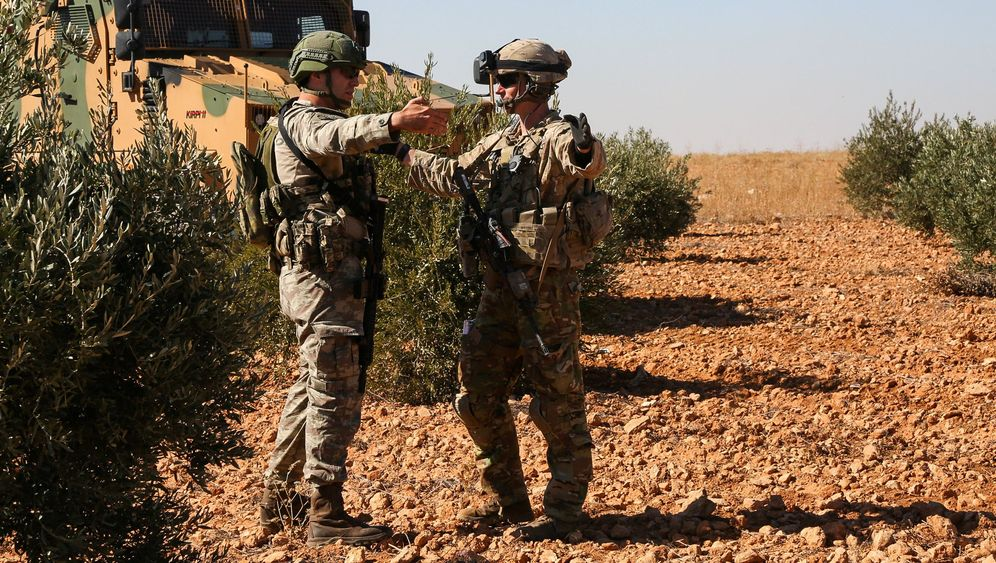Bürgerkriegsland: Gezerre um Nordsyrien