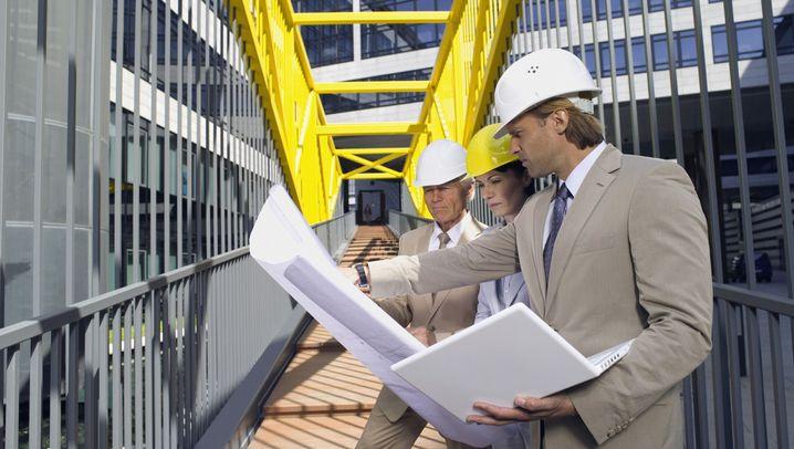 Ingenieurgehälter im Überblick: Wo es was zu verdienen gibt