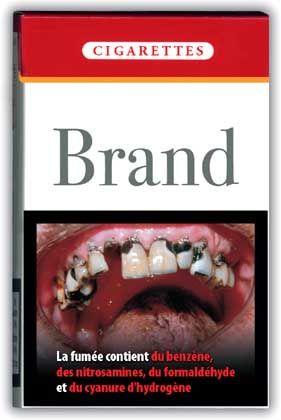 Horror Zigaretten: 42 Motive gegen das Qualmen