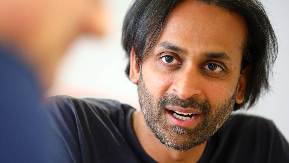 Omio-Gründer Naren Shaam: »Wie ein Berg, den du besteigen musst«