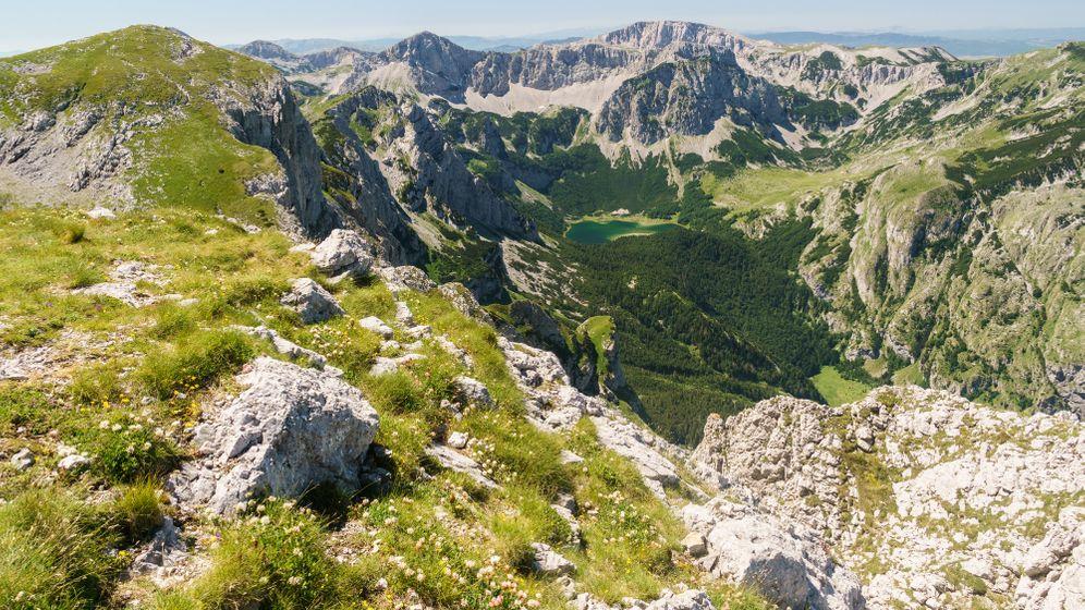 Sutjeska-Nationalpark: Noch unberührt von Menschenhand