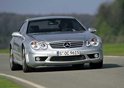 Mercedes SL 65 AMG: Qualität der Premiummarke auf dem Prüfstand
