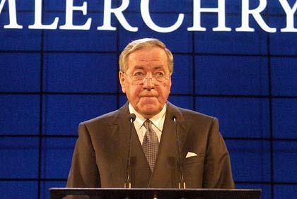 Kopper auf Daimler-Hauptversammlung: Kein Respekt vor Ja-Sagern