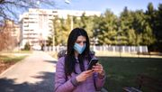 A New Infection Alarm System on Your Smartphone
