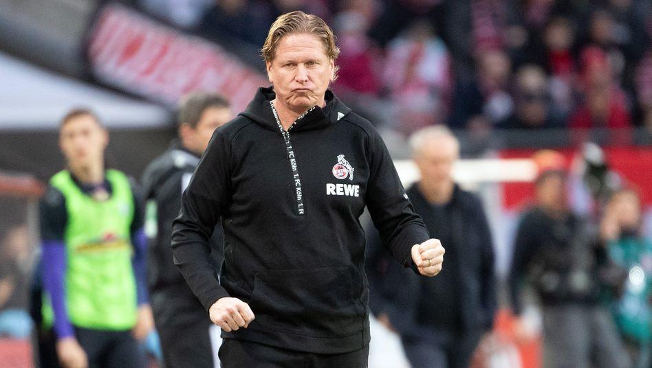 Trainer Markus Gisdol: Von der C-Lösung zur Überraschung der Liga