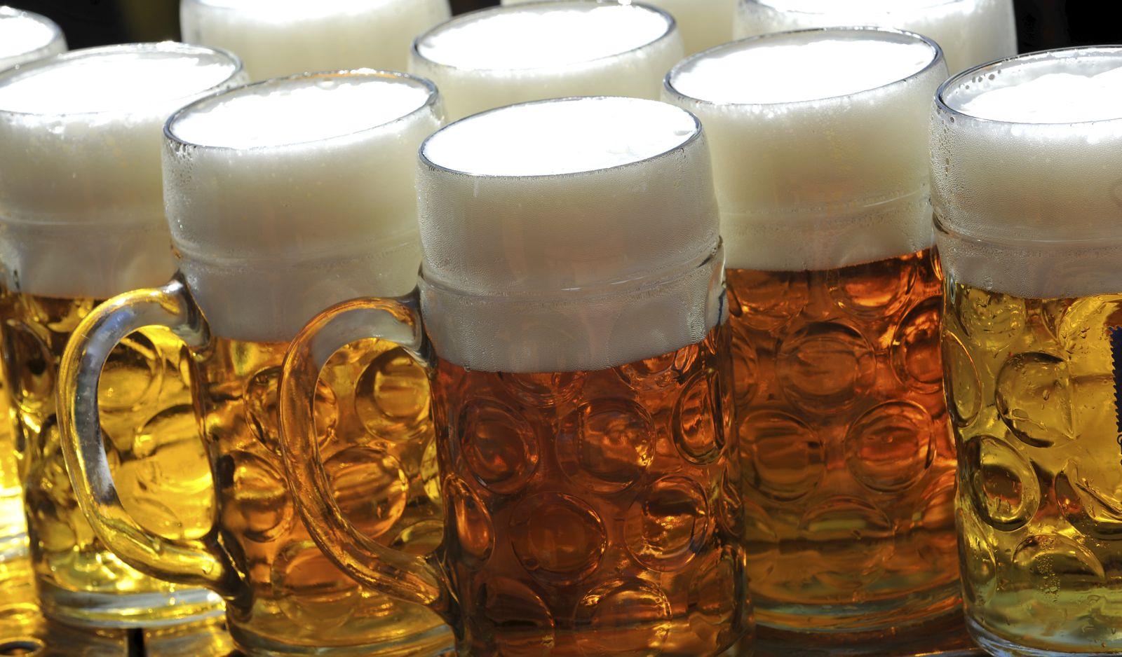 Bier/ Bierkrüge