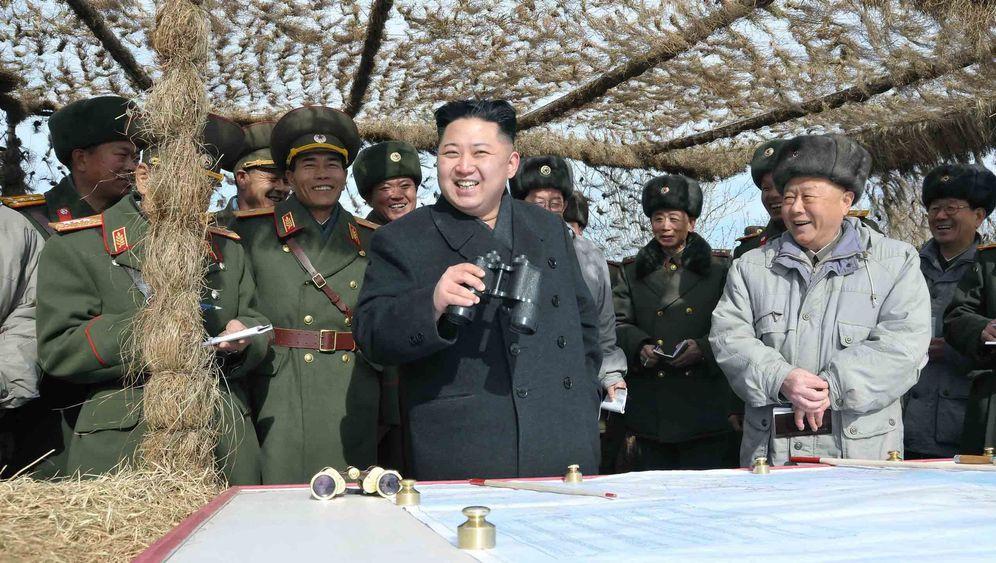 Nordkoreas Unha-3: Im Schatten der Rakete