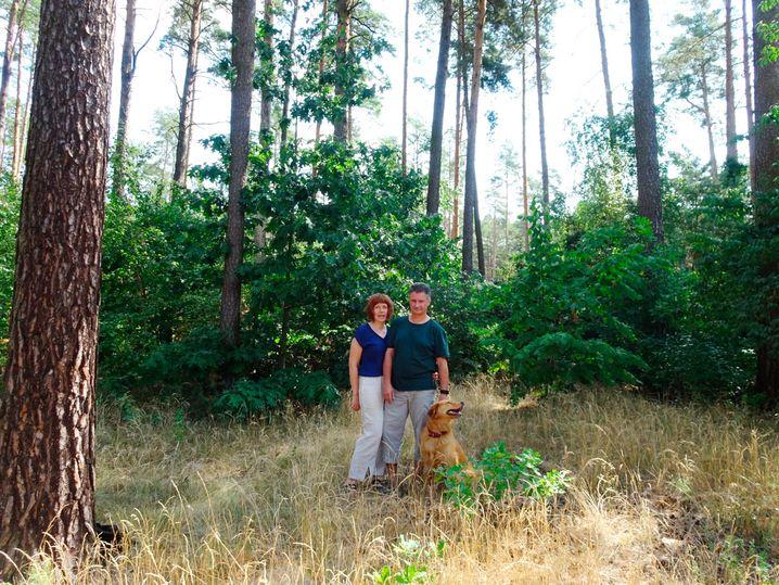 Meike Johannink und Tilo Köhn