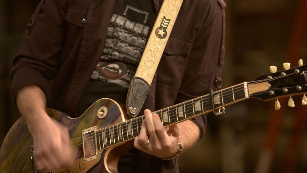 """Gitarrist The Edge: """"Mich interessiert Emotion"""""""