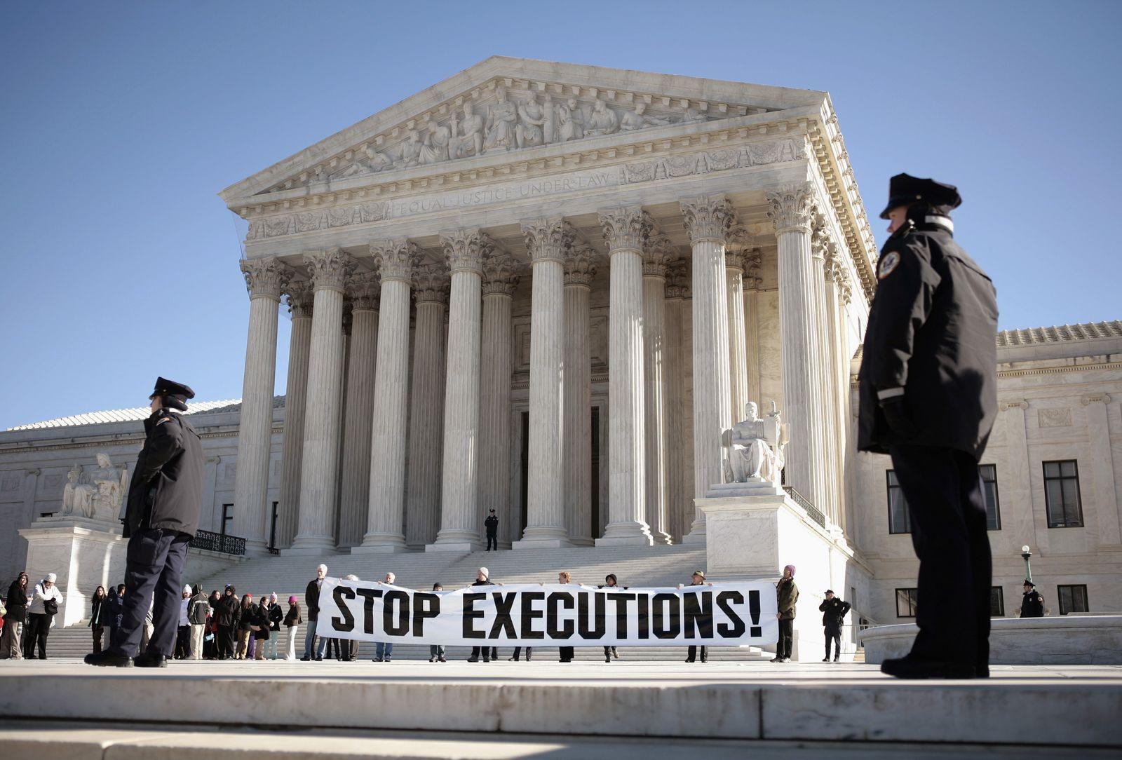 USA/ Todesstrafe