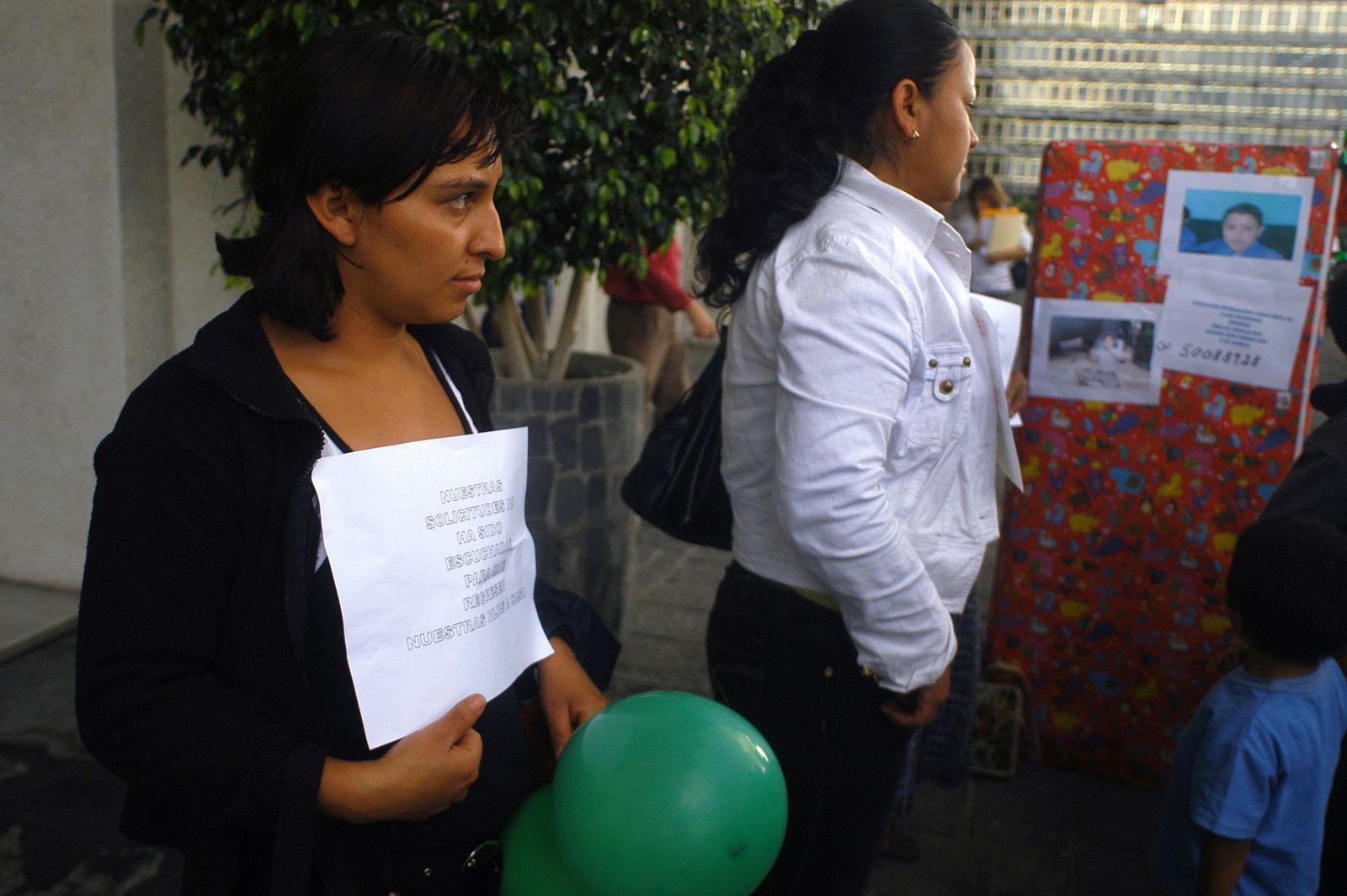 Guatemala/ Adoption/ Entführung