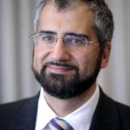 Ibrahim El-Zayat: Aus Gründen der Höflichkeit nicht abgewiesen