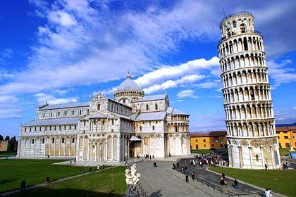 Pisa-Turm: 28 Millionen Euro für die Restaurierung