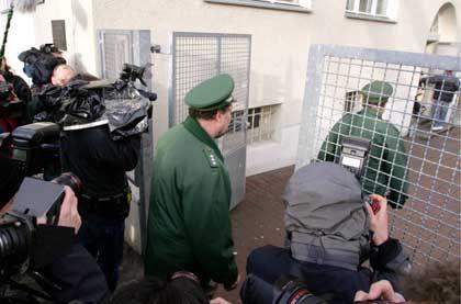 Berliner Rütli-Schule: Unter Polizeischutz