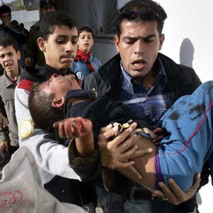 """Opfer von Bet Hanun: """"Die Rache wird kommen"""""""