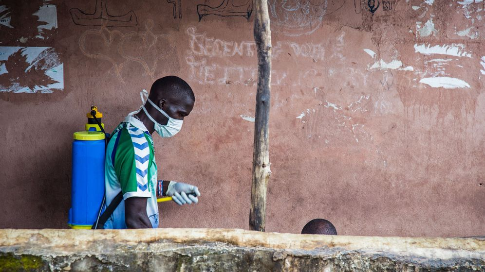 Ebola in Sierra Leone: Land unter Quarantäne