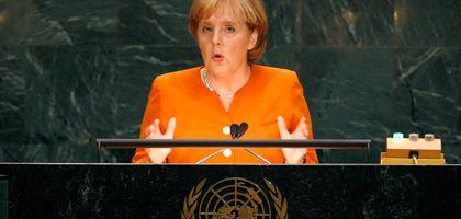 Nichts fürs Abi: Merkels Uno-Rede darf kein Prüfungsthema sein