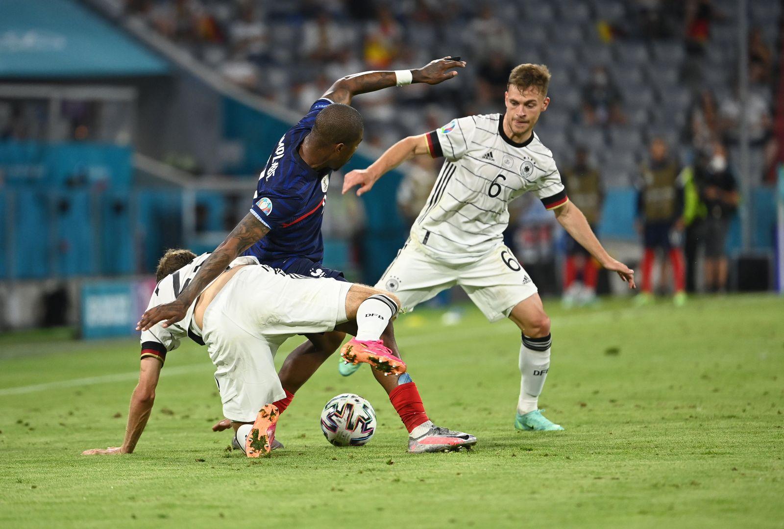 Fußball EM - Frankreich - Deutschland