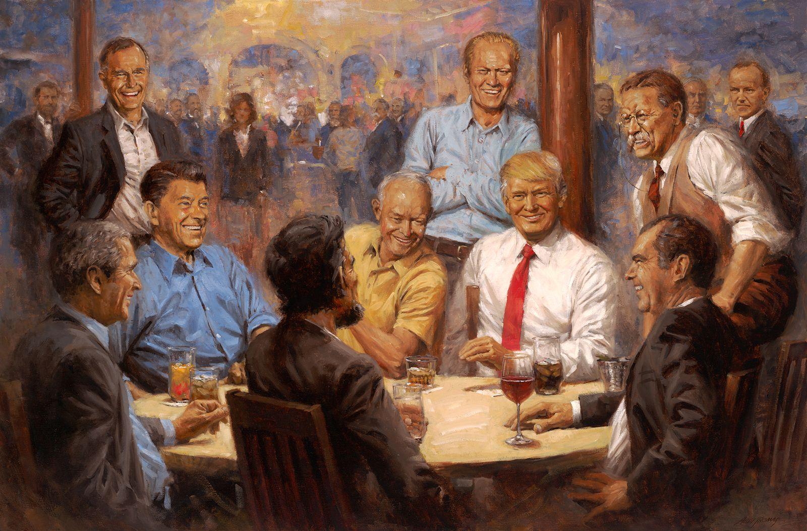 EINMALIGE VERWENDUNG The Republican Club