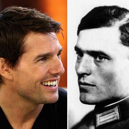 Tom Cruise is set to play Claus von Stauffenberg, the German resistance hero.