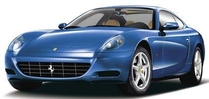 Ferrari 612 Scaglietti: CO2-Emission 470 Gramm je Kilometer.